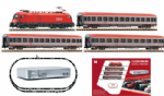 Fleischmann 931383 OBB Electric Passenger z21 Lite Starter Set (DCC-Fitted )